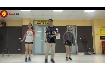 Tổng hợp thành quả lớp Shuffle Dance C47 tháng 11