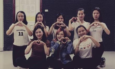 Tổng hợp thành quả lớp Sexy dance K47 tháng 12