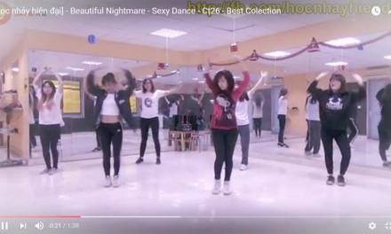Tổng hợp thành quả lớp Sexy Dance Ct26 tháng 1