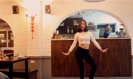 [NHẢY HIỆN ĐẠI] SEXY DANCE TRONG KHÔNG GIAN QUÁN COFFEE