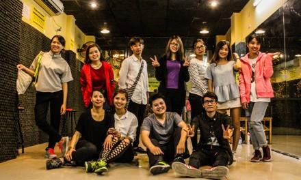 Lớp K35 [Shuffle Dance]: thứ 3 – 5 (18h15-19h45)