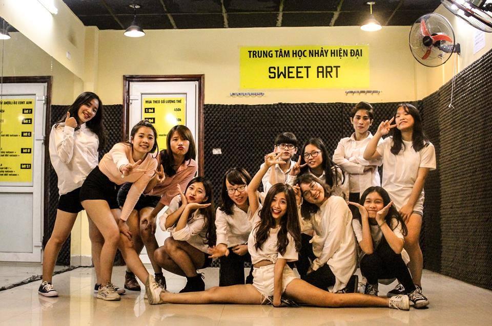 Thành quả Dance Cover Kpop K26 cơ sở Trung Kính