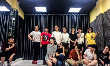 Lớp Shuffle Dance N26: thứ 2 – 6 (18h30-19h45)