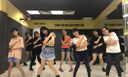Lớp Sexy Dance Nt35 : thứ 3 – 5 (20h15-21h30)