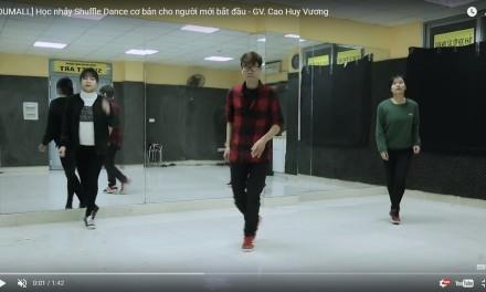 HỌC SHUFFLE DANCE ONLINE CHO NGƯỜI MỚI BẮT ĐẦU!