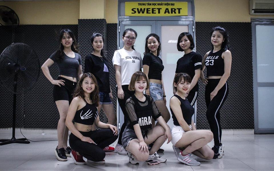 SEXY DANCE C26 – SWEET ART