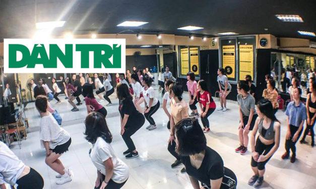 Báo Dân Trí | Sweet Art chính thức mở cơ sở tại Nam Đồng