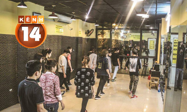 Kenh14 | Những địa điểm học nhảy hấp dẫn nhất ở Hà Nội
